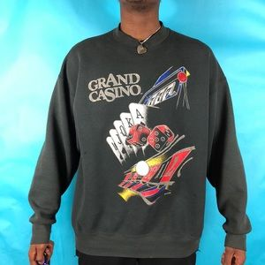 vintage 1994 Grand Casino Sweatshirt